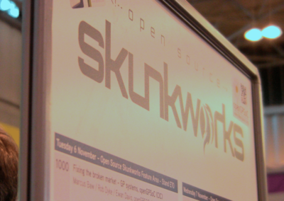 Open Source Skunkworks at EHI Live